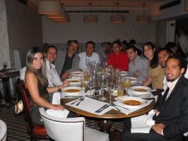 Celebrando el éxito del emprendimiento del proyecto InaBio