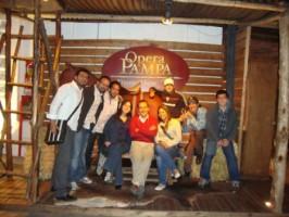 Coktail Congreso CILAMCE-MECOM 2011