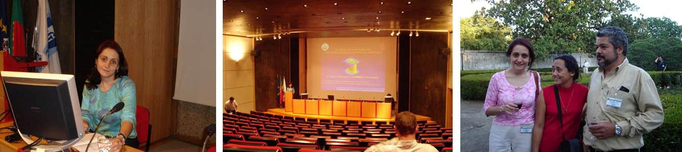 Congreso iccb2005, Portugal