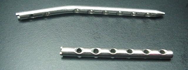 Sistema de fijación para fracturas de peroné